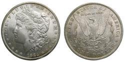 Us Coins - United States Moragan Silver Dollar 1884-O Choice BU New Orleans Mint