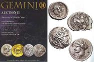 Ancient Coins - Gemini II Auction Catalogue - January 10, 2006 - Harlan J. Berk and Freeman & Sear - Greek, Roman Coins