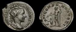 Ancient Coins - Gordian III, A.D. 238-244, AR Antoninianus (24 mm, 5.57 gm., 6h), Rome, Struck A.D. 238/239, aEF