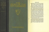 Ancient Coins - The Story of the City Companies by P. H. Ditchfield