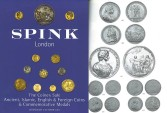 Ancient Coins - SPINK London, Auction 155 The Coinex Sale - October 3, 2001 - Ancient, Islamic, English & Foreign Coins & Commemorative Medals