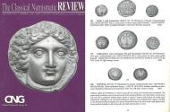 Ancient Coins - CNG - The Classical Numismatic Review - XXV, Summer/Fall 2000