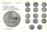 Ancient Coins - Glendining in Conjunction with Spink - March 24-25, 1976 - Catalogue of English and Irish Coins with other Importan Coins of the World