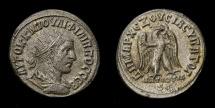 SYRIA, Seleucis and Pieria, Antioch, Philip I, A.D. 244-249, AR Tetradrachm (26 mm, 11.19 gm., 12h), Struck AD 247 Good VF