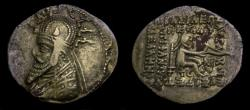 Ancient Coins - KINGS of PARTHIA, Phraates III, Circa 70/69-58/7 B.C. AR Drachm (21 mm, 3.81 g, 12h), Mithradatkart mint, Struck circa 62/1-58/7 B.C. VF