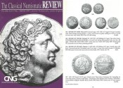 Ancient Coins - CNG - The Classical Numismatic Review - V. XXIV, Fall/Winter 1999