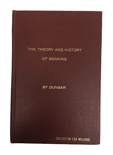 World Coins - The Theory and History of Banking by Charles Dunbar Fifth Edition