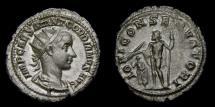 Gordian III, A.D. 238-244, AR Antoninianus (23 mm, 4.67 gm., 5h), Rome, Struck A.D. 238/239