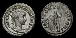 Ancient Coins - Gordian III, A.D. 238-244, AR Antoninianus (23 mm, 4.67 gm., 5h), Rome, Struck A.D. 238/239