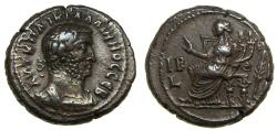 Ancient Coins - EGYPT, Alexandria, Gallienus, 253-268 A.D. BI Tetradrachm (22 mm, 9.73 g, 12h), Dated RY 12 (264/265 AD) Good VF Master Engraver's Dies