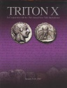 Ancient Coins - Classical Numismatic Group CNG Triton X - Auction Catalogue - January 9-10, 2007