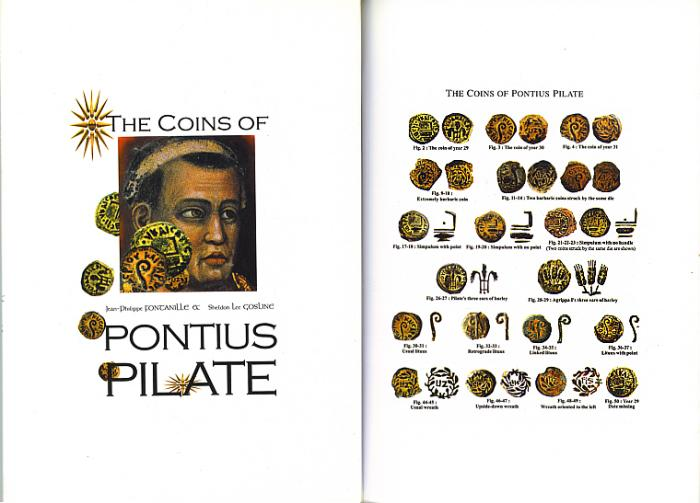 outline on pontius pilate