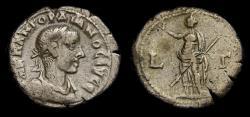 Ancient Coins - Roman EGYPT, Alexandria, Gordian III, A.D. 238-244, AR Tetradrachm (23 mm, 12.73 gm., 12h). Dated RY 3 (AD 239/240) Good VF Struck in Full Silver