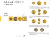 Ancient Coins - Leu LHS Numismatik - Auction 102 - April 29, 2008 - Ancient and Modern Coins