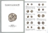 Ancient Coins - Gorny & Mosch Giessner Munzhandlung - Auction 204 - March 5 & 6, 2012 - Ancient Coins