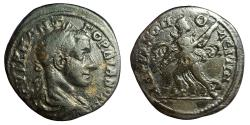 Ancient Coins - Thrace, Hadrianoplois, Gordian III, 238-244 AD, Æ (27 mm, 13.36 g., 1h) VF Artemis