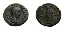 Ancient Coins - EGYPT, ALEXANDRIA, PHILIP I (A.D. 244-249) BI TETRADRACHM (23 MM, 11.20 GM, 11 H), YEAR 4 (AD 246/7) NICE VF Ex-CNG
