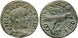 Ancient Coins - TROAS, Alexandria, Valerian, 253-260, Æ (20 mm, 4.98 g, 12h) Good VF