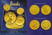Ancient Coins - Stack's Public Coin Auction - Collections from the Morrison Family and Lawrence C. Licht - March 15, 16, 2005 - US Gold - 1907 Ultra High Relief Double Eagle