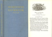 Ancient Coins - Worcester Bankbook: From Country Barter to County Bank 1804 - 1966 by Mildred McClary Tymeson