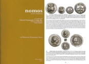 Ancient Coins - NOMOS AG in Association with Classical Numismatic Group - Winter-Spring 2010 - 127 Distinctive Numismatic Items - Greek, Roman, Byzantine and Medieval Coins