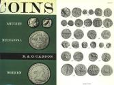 Ancient Coins - Coins: Ancient, Mediaeval and Modern by Robert A.G. Carson