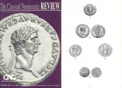 Ancient Coins - CNG - The Classical Numismatic Review - V. XXIII, 2 - Fall/Winter 1998