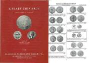 Ancient Coins - Classical Numismatic Group XXIII - CNG 23 - October 13, 1992 - Auction Catalogue - Seaby Coin Sale
