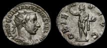Gordian III, A.D. 238-244, AR Antoninianus (21 mm, 4.34 gm., 6h), Antioch, Struck A.D. 242-244