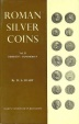 Ancient Coins - Roman Silver Coins Volume II - Tiberius to Commodus by H. A. Seaby 1968 Edition