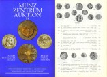 Ancient Coins - MÜNZ ZENTRUM KÖLN - Auctions 71 - June 3-5 1991 - Ancient Coins, Medieval and World Coins - Coin Scales - Weights
