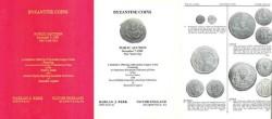 Ancient Coins - Berk England Sale of Very Important Byzantine Bronze Coins - December 7, 1989 - Hardbound Edition