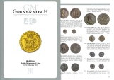 Ancient Coins - Gorny & Mosch Giessner Munzhandlung - Auction 200 - October 10-12, 2011 - Ancient Coins and Lots