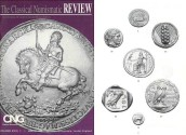 Ancient Coins - CNG - The Classical Numismatic Review - Volume XXIII, 1 - Winter 1998 - Fixed Price List