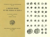 Ancient Coins - NNM 148. - A Bronze Hoard of the Period of Zeno I by Adelson, Howard L. and George L. Kustas - Numismatic Notes and Monographs No. 148.