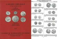 Ancient Coins - Classical Numismatic Auctions Ltd. CNA 17 - CNG XVII - October 5, 1991, - Auction Catalogue - Seaby Sale