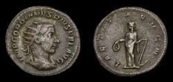 Ancient Coins -  Gordian III, A.D. 238-244, AR Antoninianus (22 mm, 3.11 gm., 6h), Rome, Struck A.D. 241-243