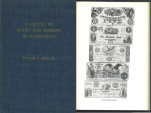 Ancient Coins - A History of Money and Banking in Connecticut by William F. Hasse, Jr. - Fine Condition