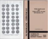 Ancient Coins - The Coinage of the Civil Wars of 68 - 69 A.D. by H. Mattingly