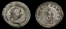 Gordian III, A.D. 238-244, AR Antoninianus (22 mm, 5.05 gm., 1h), Rome, Struck A.D. 239