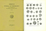 Ancient Coins - American Journal of Numimsatics and Proceedings of The American Numismatic Society 1915 Volume XLIX Important Rare - Symbolism on Greek Coins by Agnes Baldwin