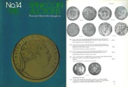 World Coins - SPINK Coin Auctions London, Auction 14 - A Collection of English Milled Gold Coins - A Collection of English Crowns - Other British Coins - March 19, 1981