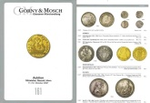 Ancient Coins - Gorny & Mosch Giessner Munzhandlung - Auction 161 - October 11-12, 2007 - Medieval, Modern and Islamic Coins