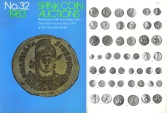 Ancient Coins - SPINK Coin Auctions London, Auction 32 - Ancient Greek, Roman & Byzantine Coins in Gold, Silver & Bronze & More - November 30, December 1, 1983