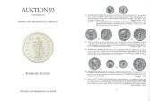 M&M 93 - Munzen und Medallien Sale 93, Dec. 16, 2003 Roman Coins - Arthur Bally-Herzog Collection - Major Sale of Roman Gold - Medallions