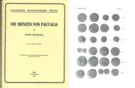 Ancient Coins - Die Munzen von Pautalia by Leon Ruzicka - Reprint