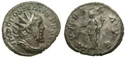 Ancient Coins - POSTUMUS, 260-269 A.D. Antoninianus (22 mm, 3.20 gm., 1h) Struck 260-269 A.D., Lugdunum Mint VF Moneta VF+