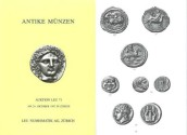 Ancient Coins - Leu Numismatik - Auction 71 - October 24, 1997 - Greek & Roman Coins