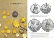Ancient Coins - Vinchon - Numismatique Monnaies de Collection - February 3,4, 1986 - Ancient, French, Medieval, Chinese Coins