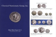 Ancient Coins - Classical Numismatic Group 81/1 - CNG - May 20, 2009 - Auction Catalogue - Mail Bid Sale
